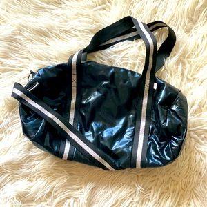 More Than Magic Black Dance Duffle Bag